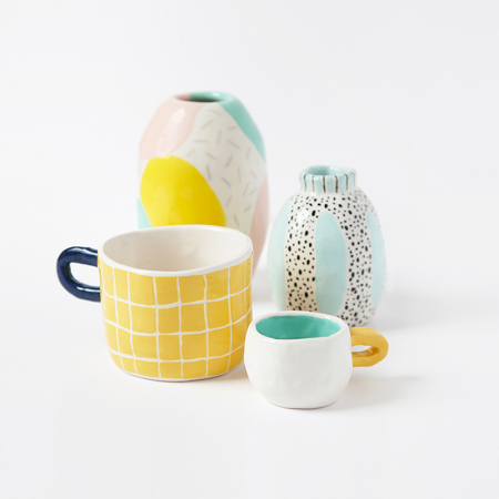 """Workshop """"bowls and vases"""" in ceramic..."""