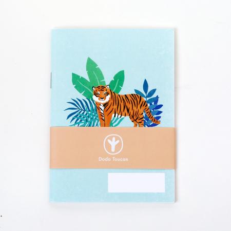 Little Notebook - Eye of Tiger