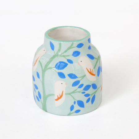 "Mini vase ""Doux Printemps"""