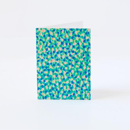 "Mini Carte ""Rainforest"""