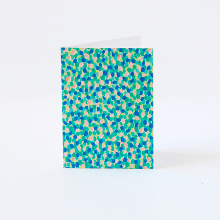 "Mini Greeting Card ""Rainforest"""