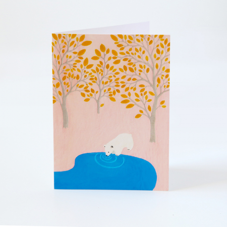 "Greeting Card ""Bear"""