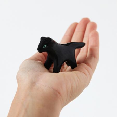 Mini panthère noire