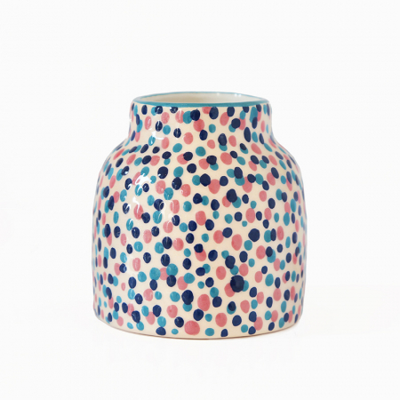 """Mini Vase """"Carnival"""""""