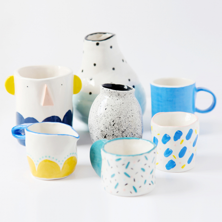 Workshop for beginners in ceramic -...