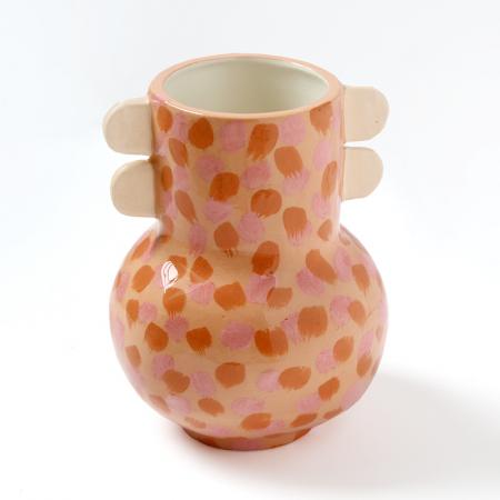 """Vase à oreilles """"Terracotta"""""""