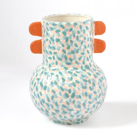 "Vase with ears ""Rainforest"""