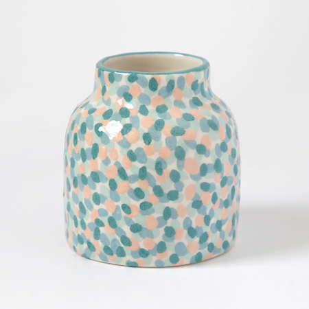 """Mini Vase """"Rainforest"""""""